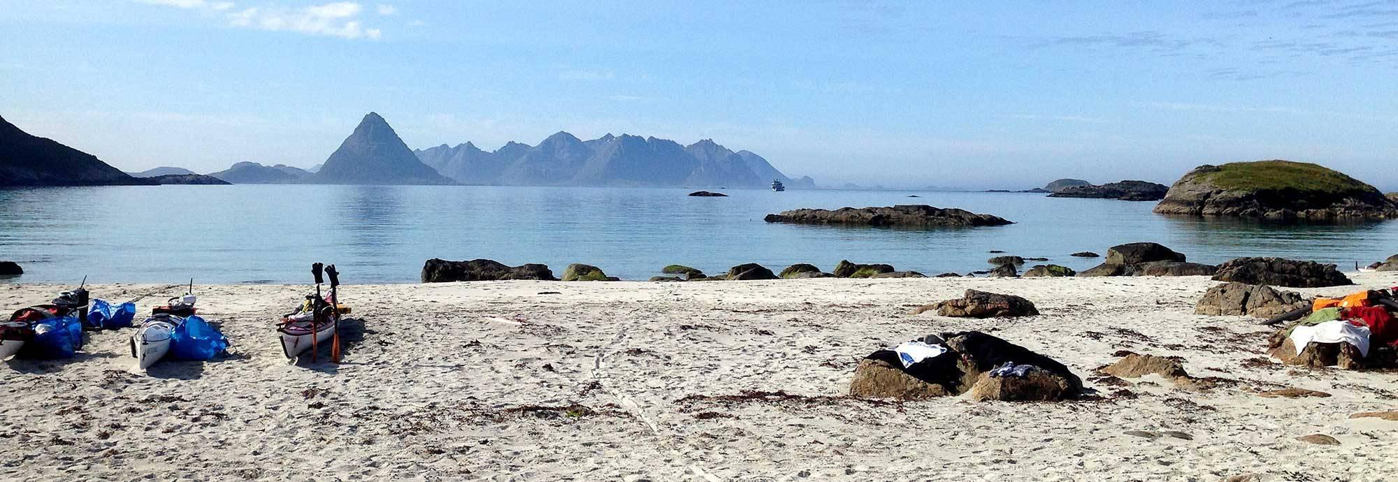 Header: Vesterålen Islands
