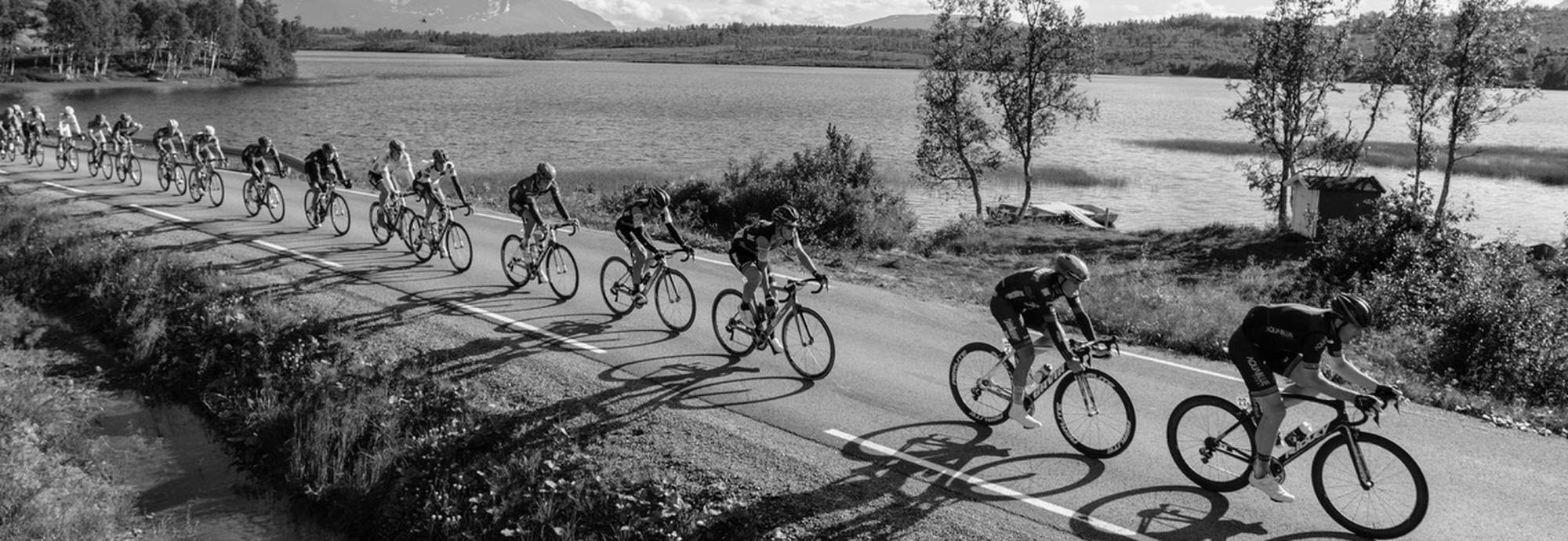 Header: Histoire - Arctic Race of Norway