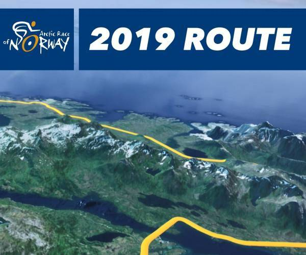 Official Website Of Arctic Race Of Norway Cycling Race 2019