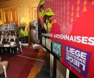 Conférence de presse - Présentation du parcours 2019