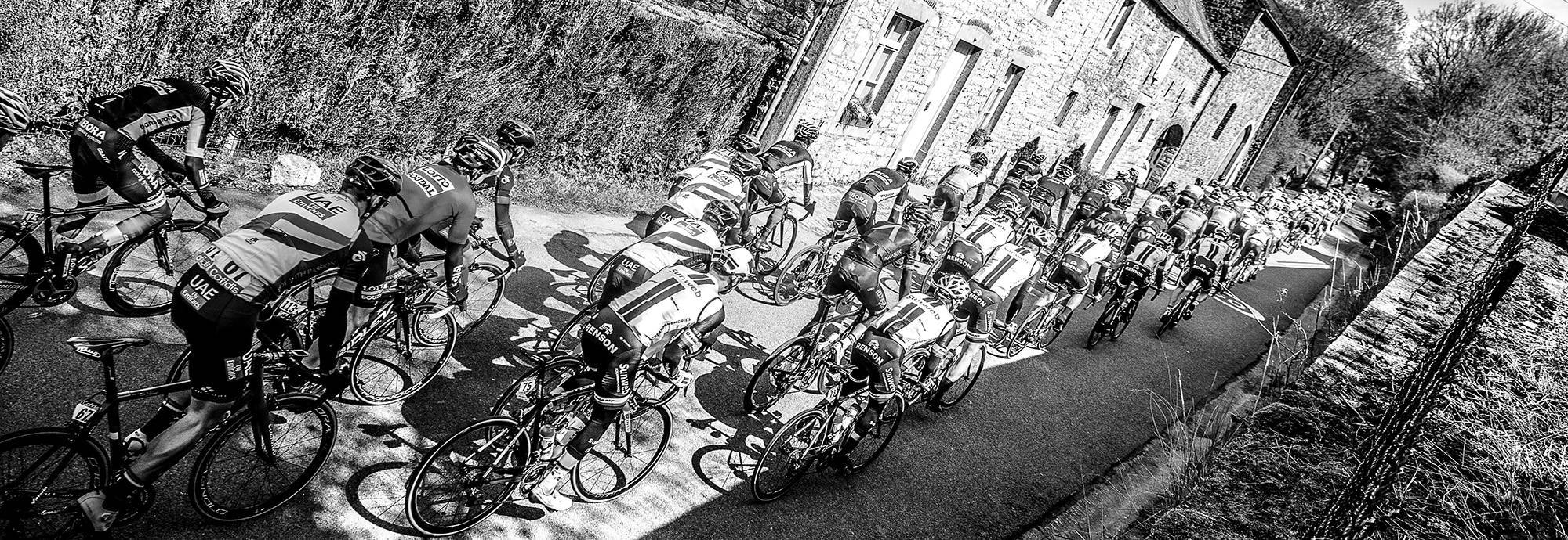 Header: History of la Flèche Wallonne