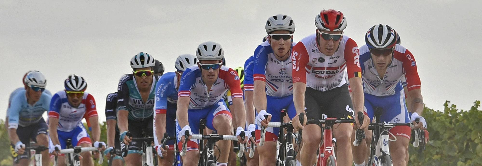 Header: UNO-X PRO CYCLING TEAM