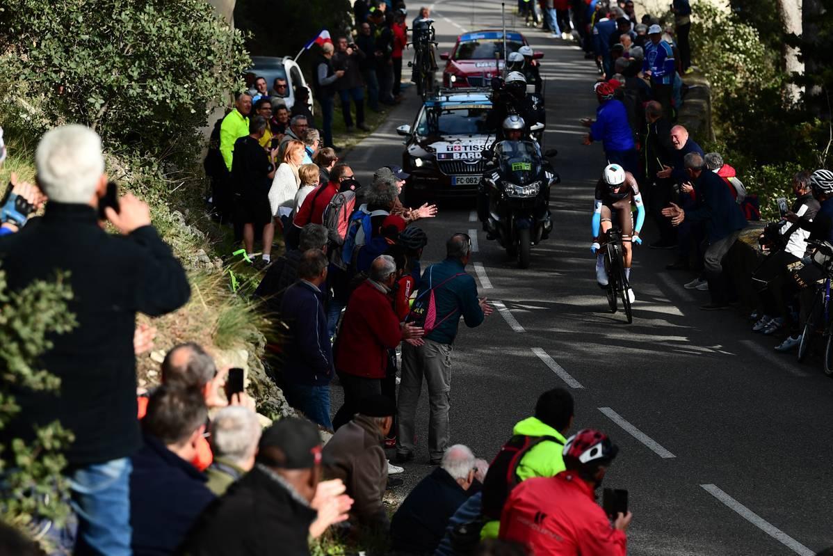 Paris-Nice 2019 - 2019/03/14 - Etape 5 - Barbentane / Barbentane (25.5km CLM) - Romain BARDET (AG2R LA MONDIALE)