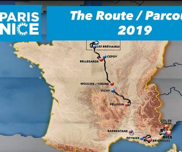 2019 route