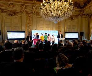 Presentation of the 2020 Route - Press conference