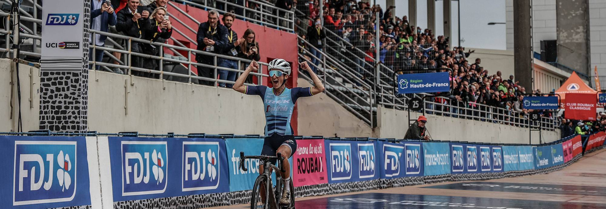 Header: Denain > Roubaix