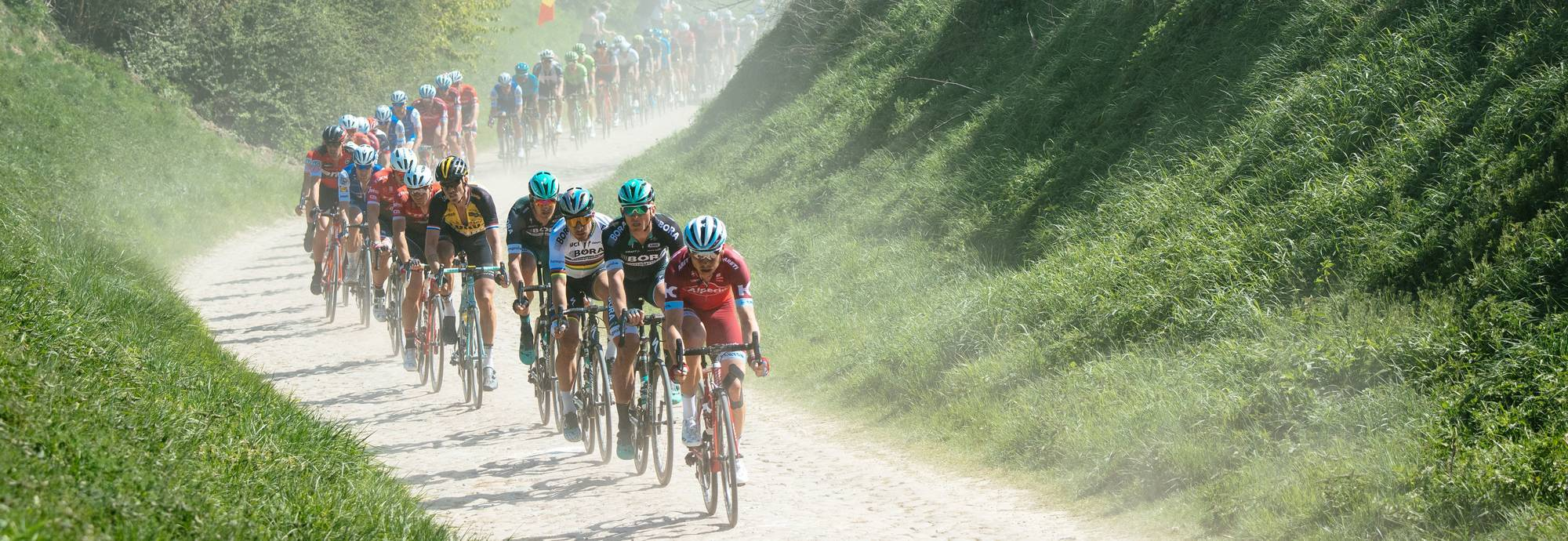 Header: Compiègne > Roubaix