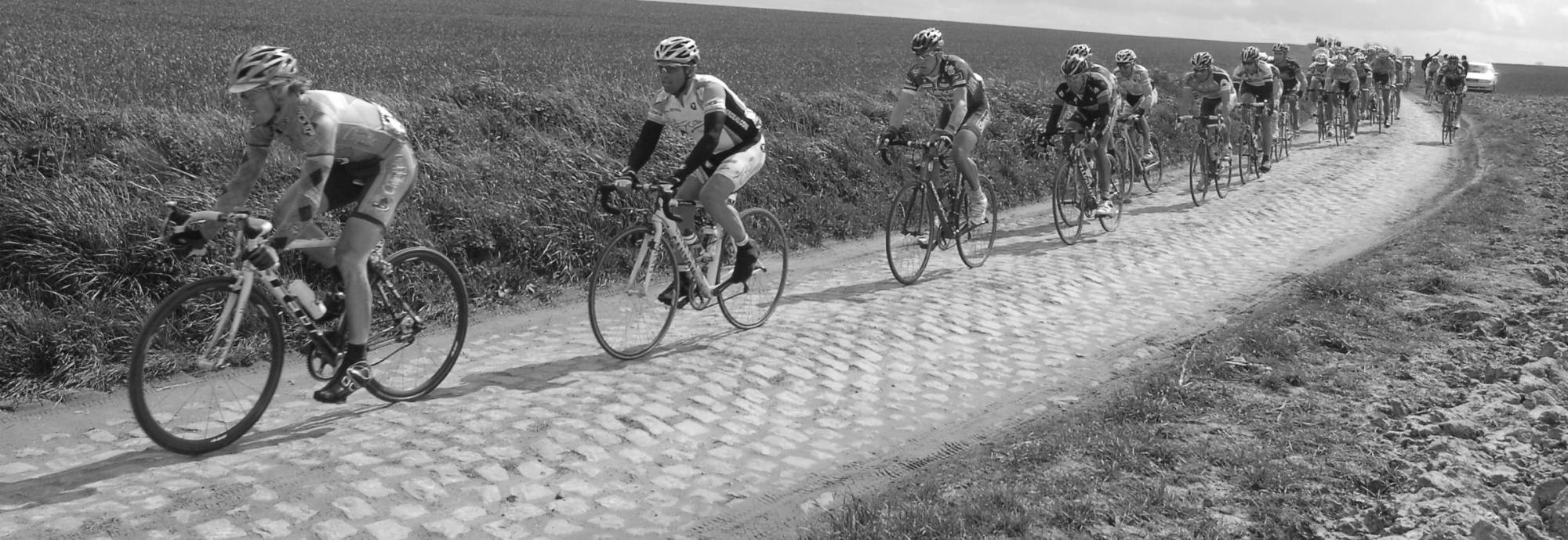 Header: The history of Paris-Roubaix