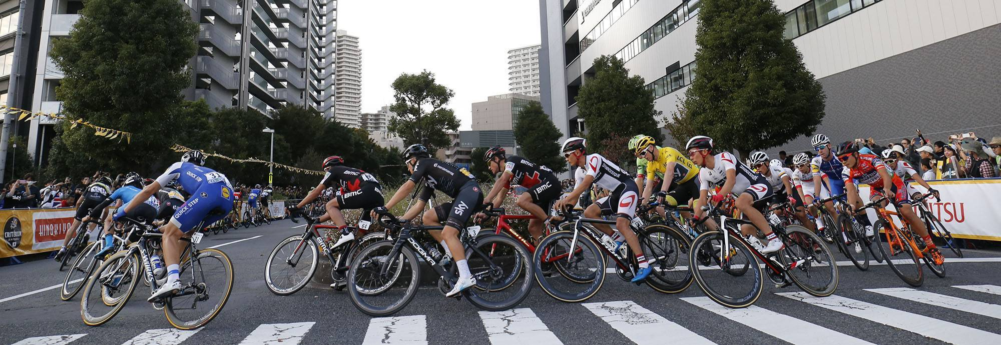 Header: L'histoire de Critérium de Saitama