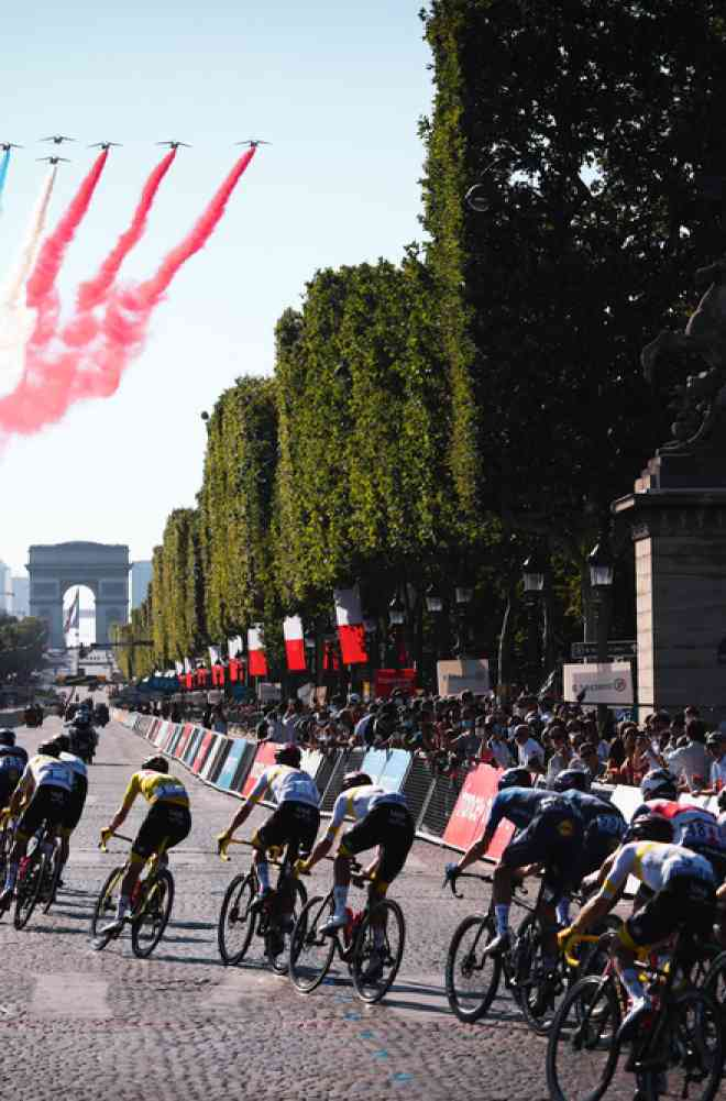 Tour de France 2022 - Révélation des parcours image