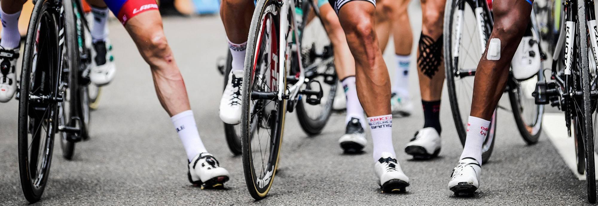Header: NTT Pro Cycling Team