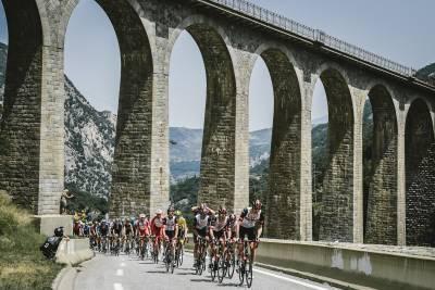 11/07/2021 – Tour de France 2021 – Etape 15 – Céret / Andorre-La-Vieille (191,3 km) -