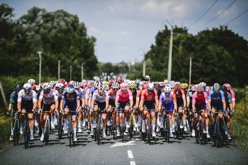 02/07/2021 – Tour de France 2021 – Etape 7 – Vierzon / Le Creusot (249,1 km) -