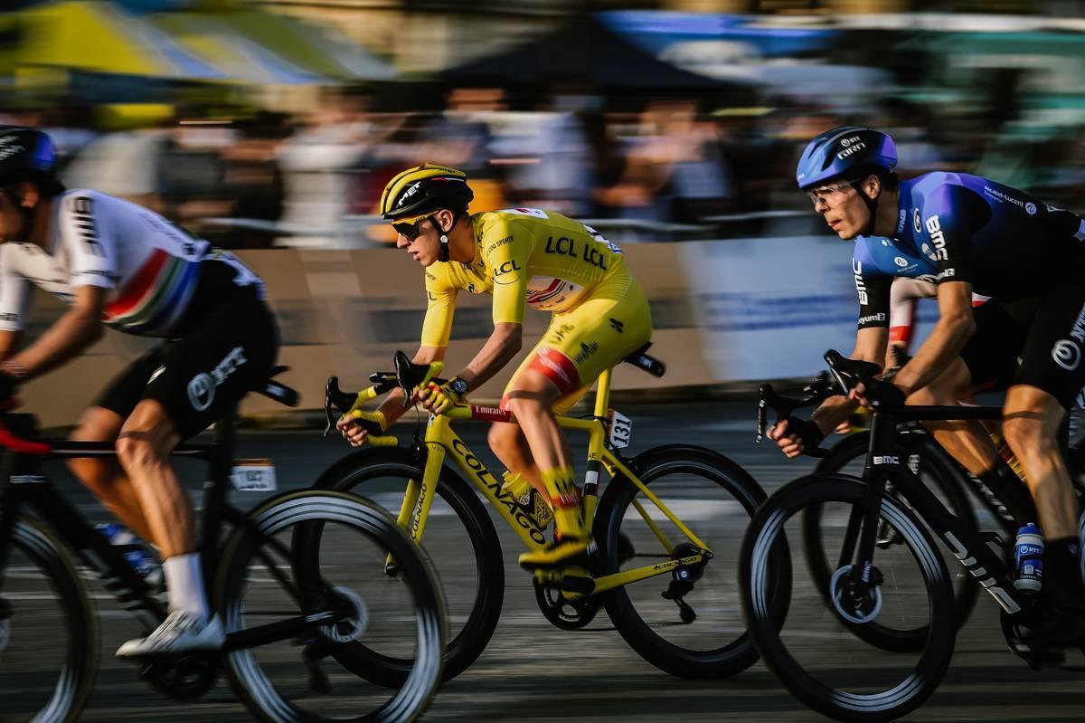 20/09/2020 - Tour de France 2020 - Etape 21 - Mantes-la-Jolie / Paris Champs-Elysées (122 km)