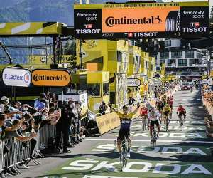 Stage winners by Continental