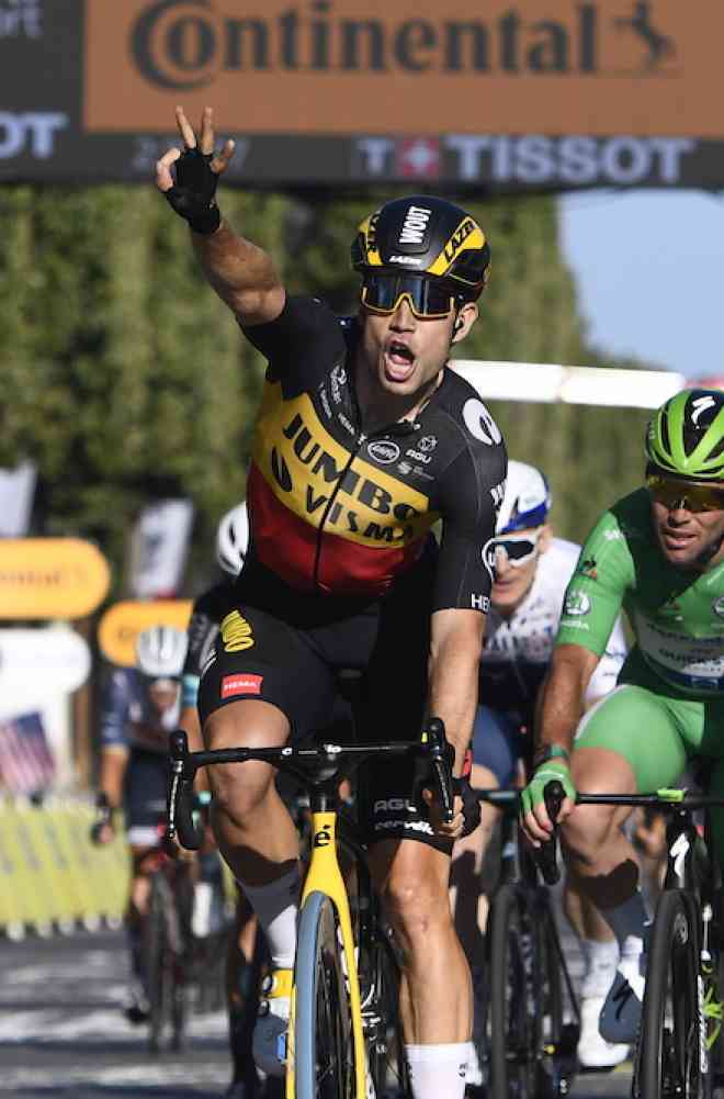 """Wout van Aert: """"A victory like this is priceless"""" image"""