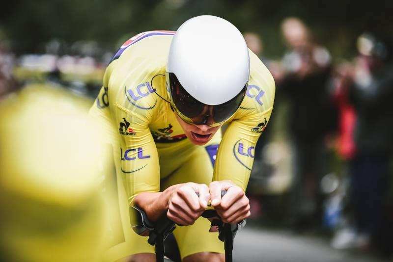 30/06/2021 – Tour de France 2021 – Etape 5 – Changé / Laval (CLM - 27,2 km) - Mathieu Van Der Poel (ALPECIN - FENIX)