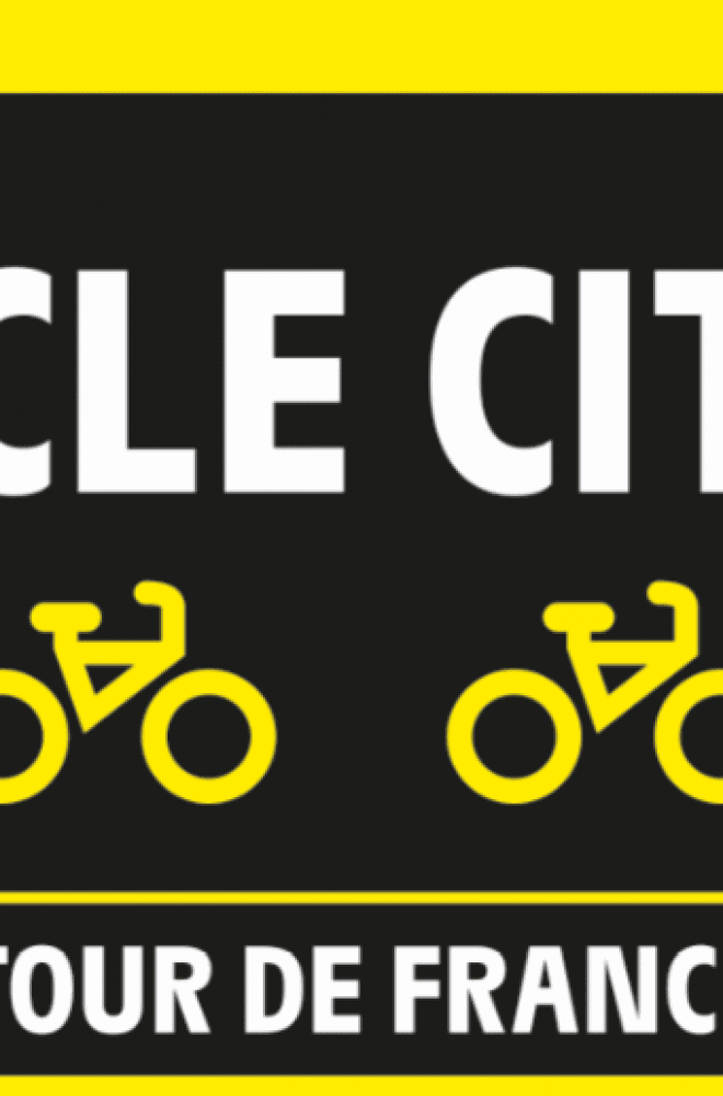 """TOUR DE FRANCE CYCLE CITY"" LABEL: ALL EYES ON THE TOWNS! image"