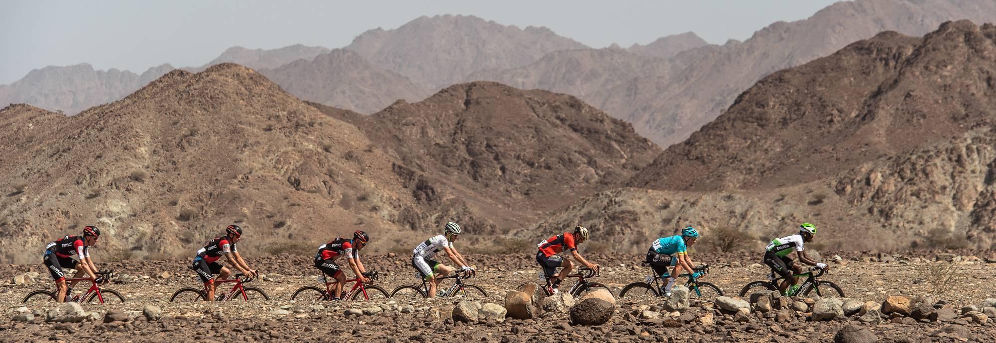 Header: Royal Cavalry Oman > Al Bustan