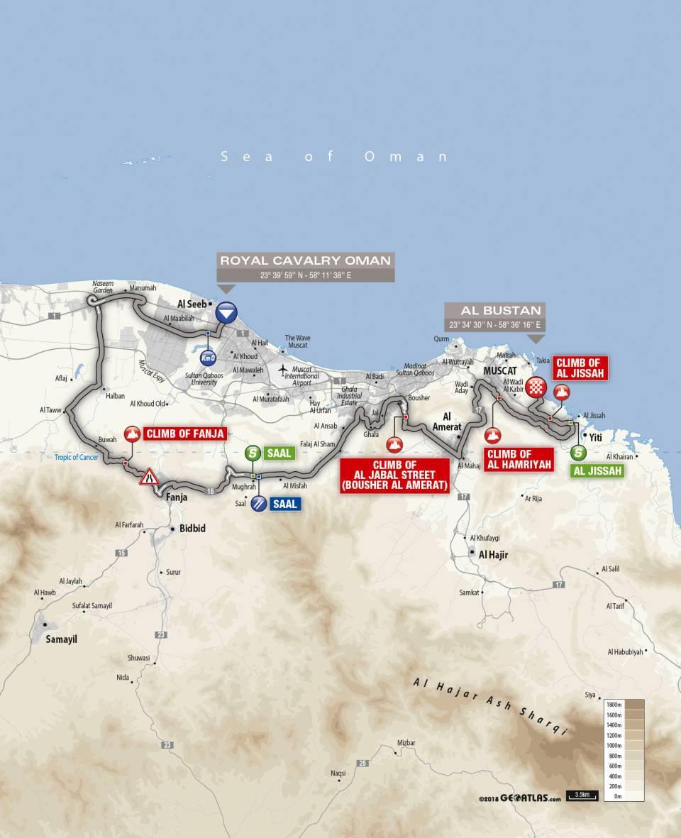 Day 2 Tour of Oman