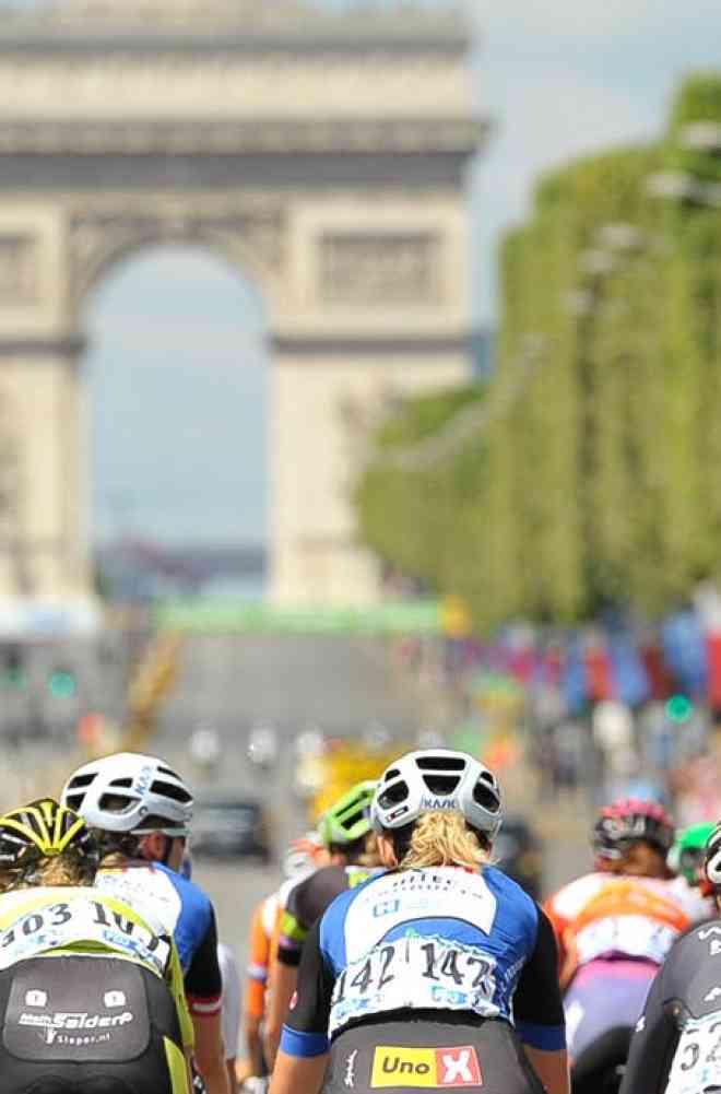 The Tour de France launches the Tour de France Femmes avec Zwift image