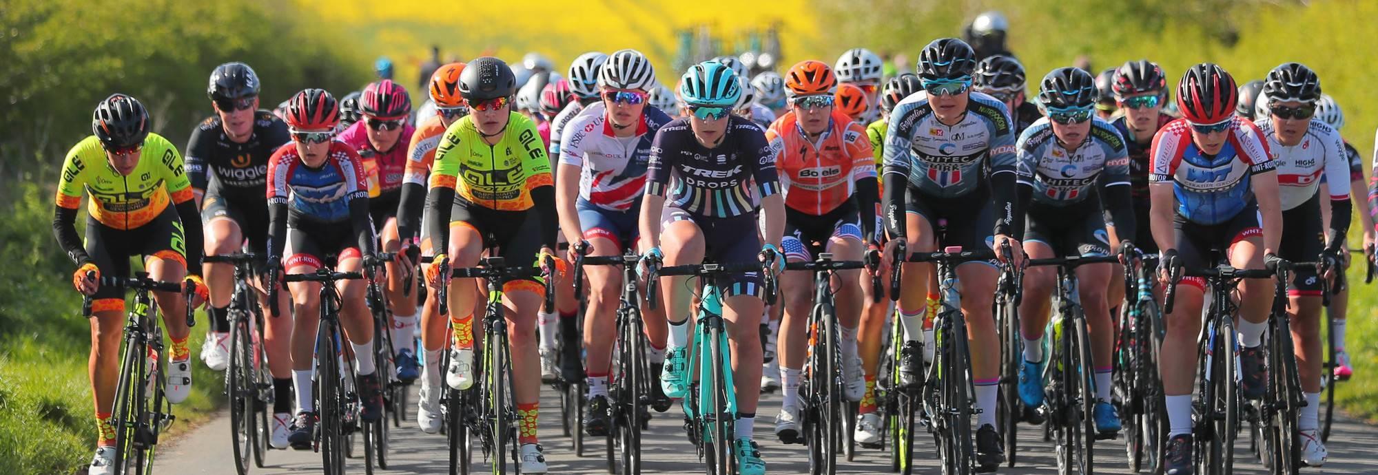 Header: WNT ROTOR PRO CYCLING TEAM