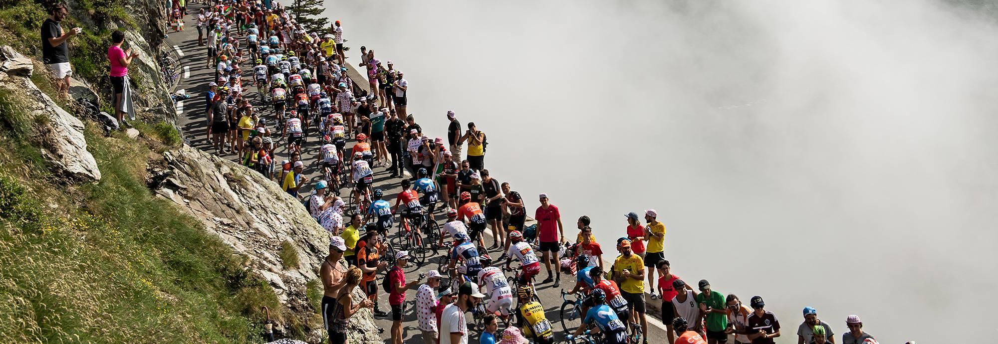 Header: Biescas > Col du Tourmalet