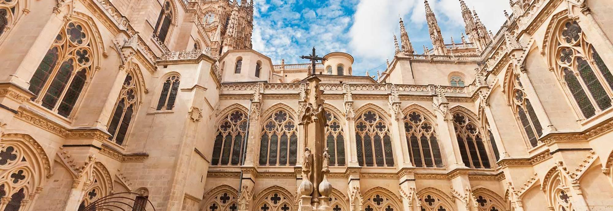 Header: Etapa 1. Burgos. Catedral VIII Centenario 2021 > Catedral