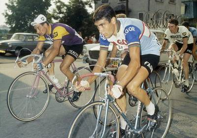 CYCLISME - TOUR DE FRANCE 1969 - 1969 ocana (luis) poulidor (raymond) *** Local Caption ***