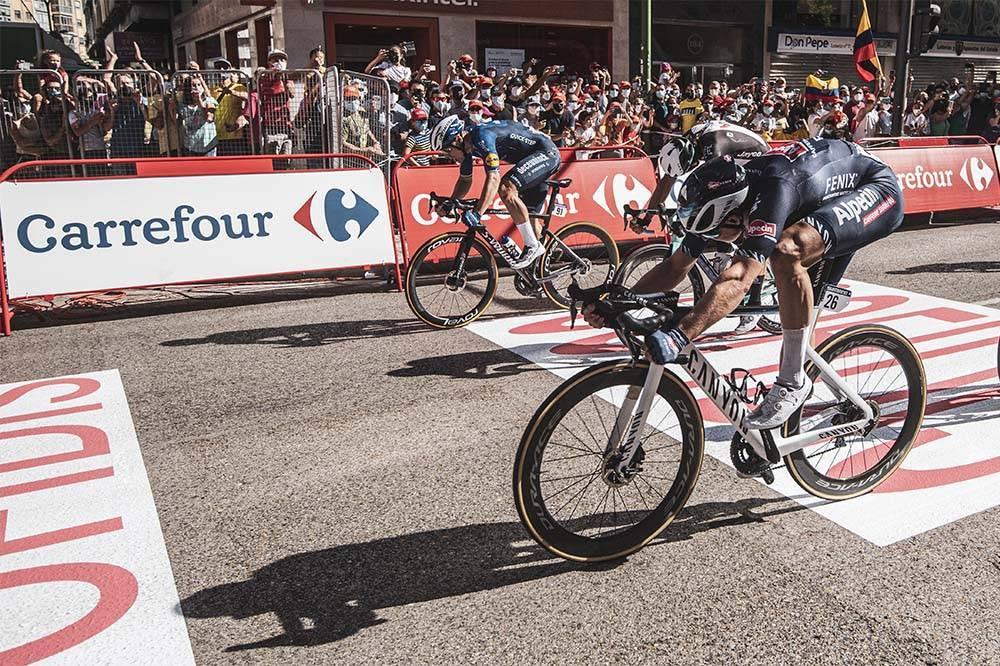 Foto. La Vuelta