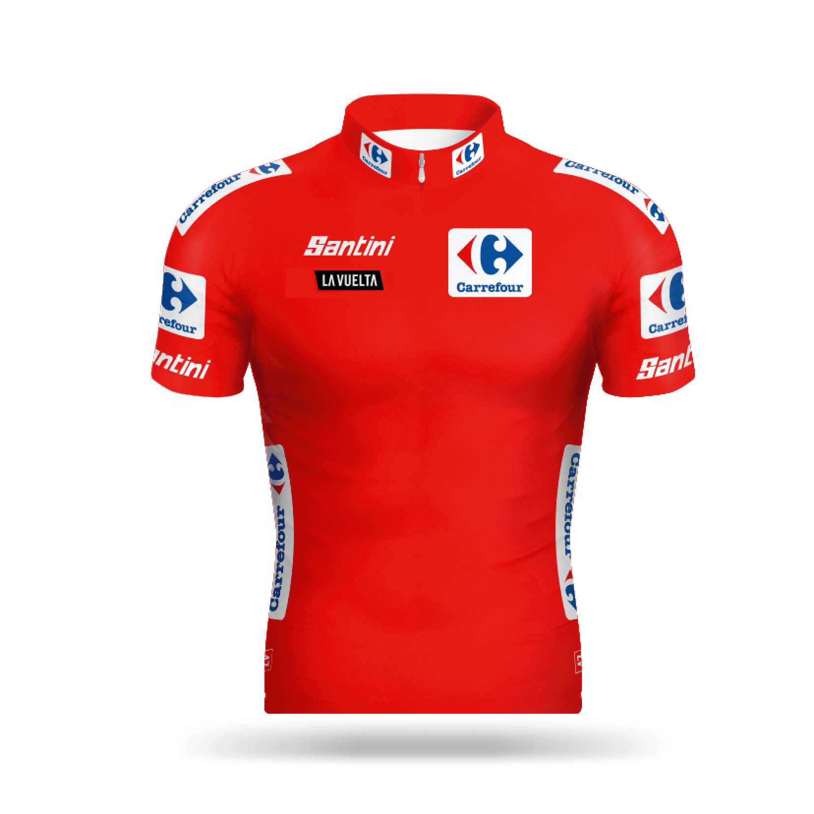 Maillot Rouge 2021