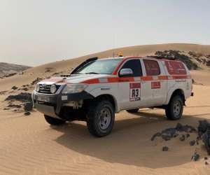 Reconocimientos Dakar 2021