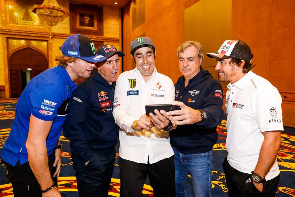 2020 42º Rallye Raid Dakar - Arabia Saudí [5-17 Enero] - Página 2 39424