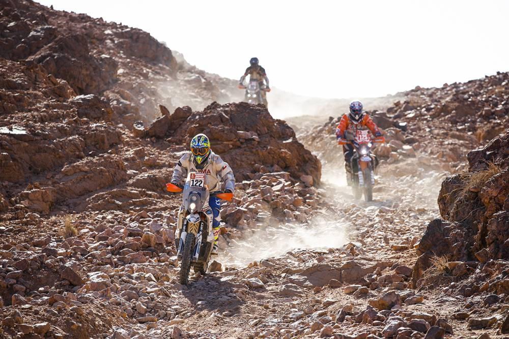 2020 42º Rallye Raid Dakar - Arabia Saudí [5-17 Enero] - Página 5 F4346