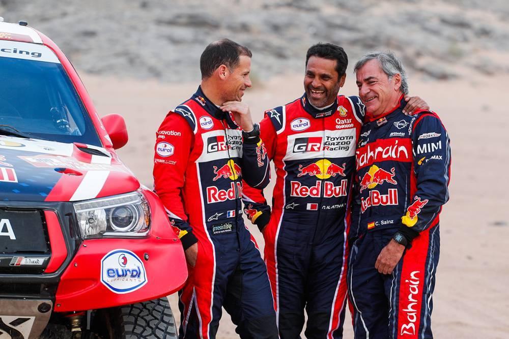 Dakar2020 - 2020 42º Rallye Raid Dakar - Arabia Saudí [5-17 Enero] - Página 8 7bf1e