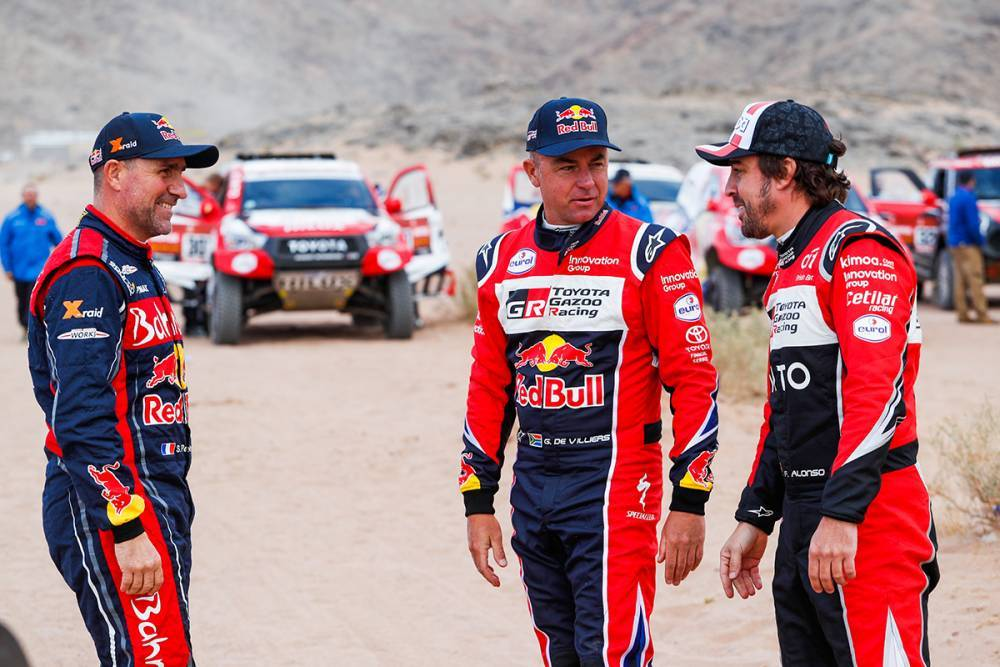 Dakar2020 - 2020 42º Rallye Raid Dakar - Arabia Saudí [5-17 Enero] - Página 8 4b6ed