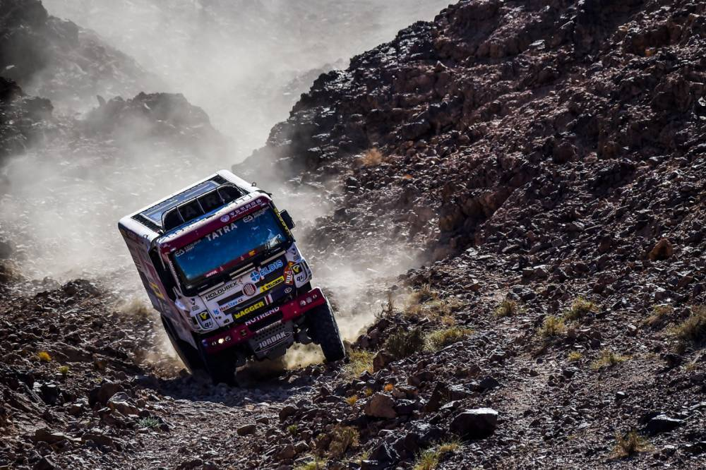 2020 42º Rallye Raid Dakar - Arabia Saudí [5-17 Enero] - Página 5 00edf