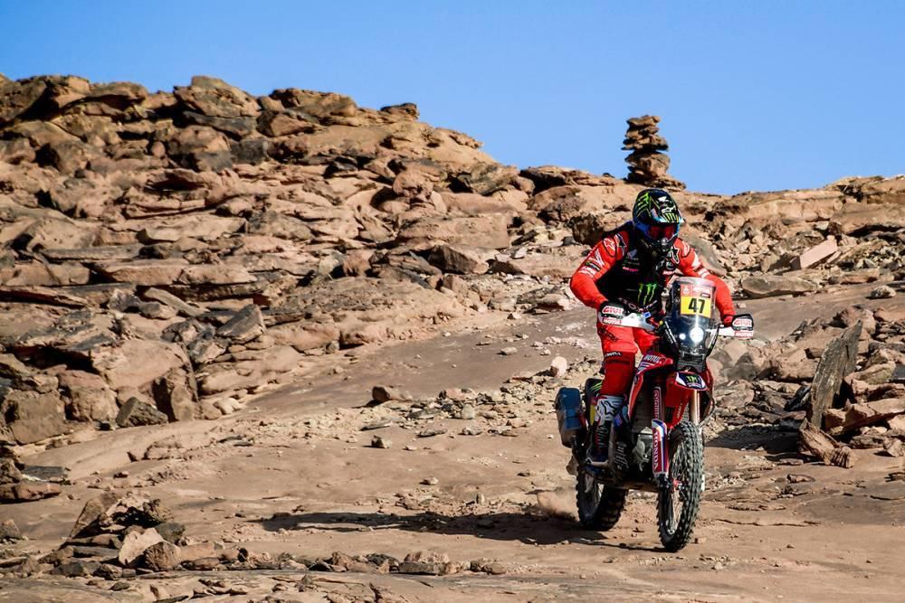 2021 43º Rallye Raid Dakar - Arabia Saudí [3-15 Enero] - Página 8 1da41