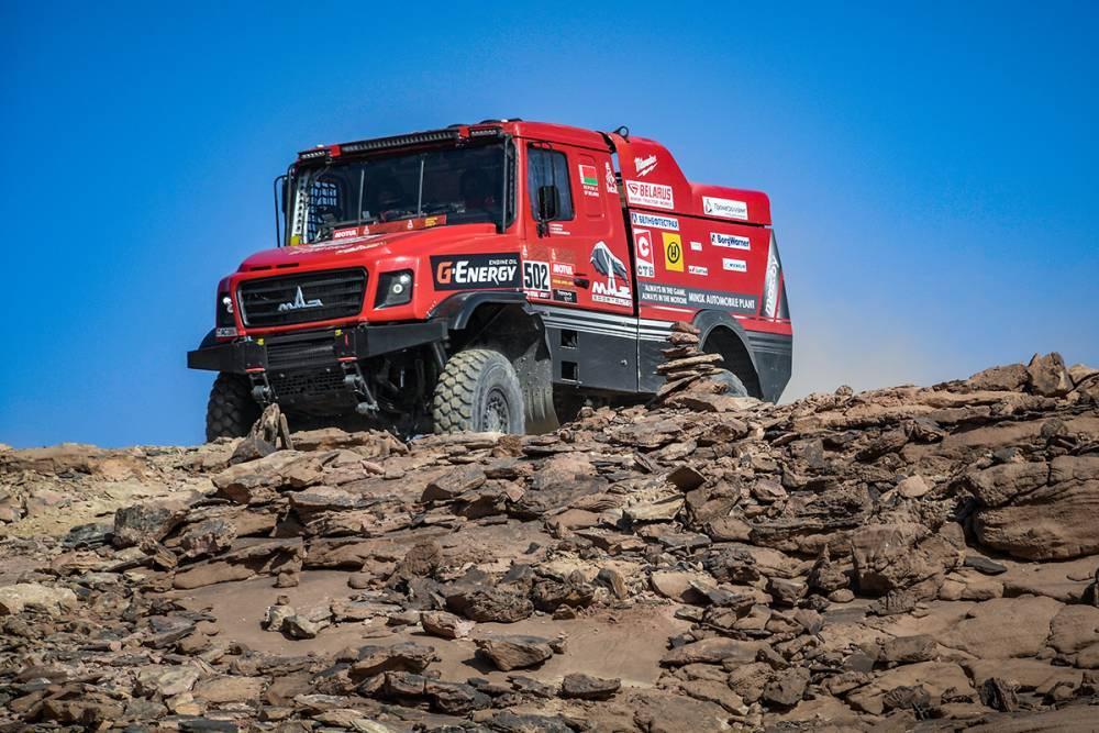 2021 43º Rallye Raid Dakar - Arabia Saudí [3-15 Enero] - Página 8 F9e4a