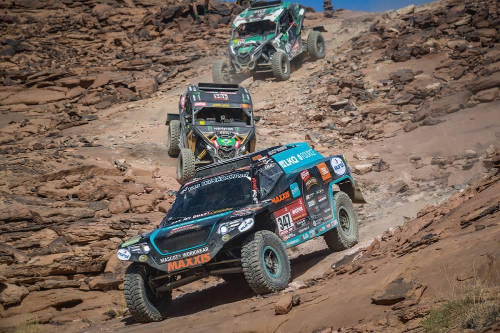 2021 43º Rallye Raid Dakar - Arabia Saudí [3-15 Enero] - Página 8 4f56d