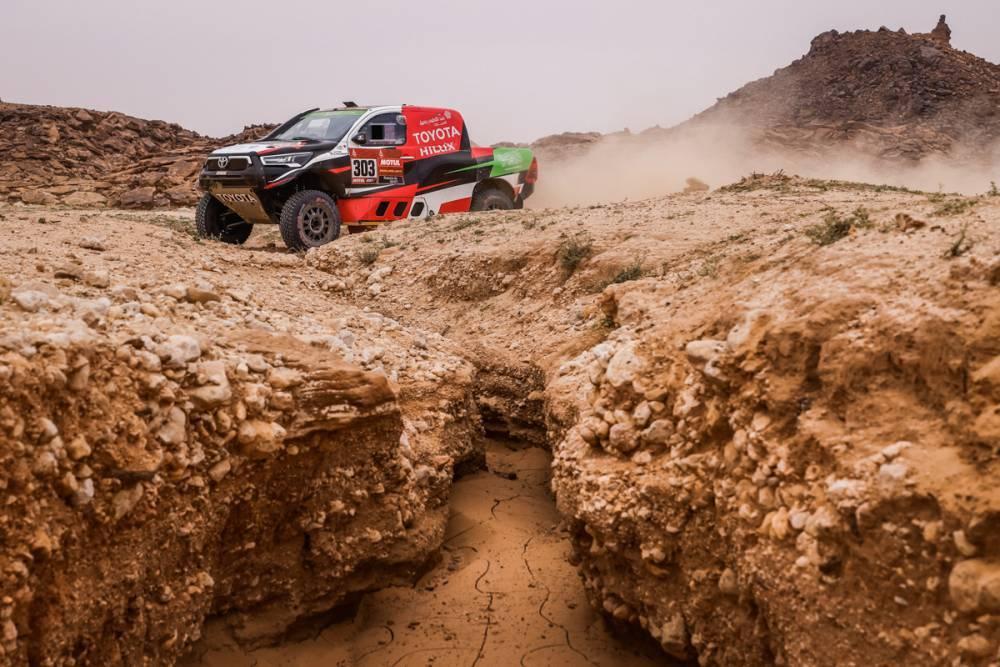 2021 43º Rallye Raid Dakar - Arabia Saudí [3-15 Enero] - Página 9 0ec2e