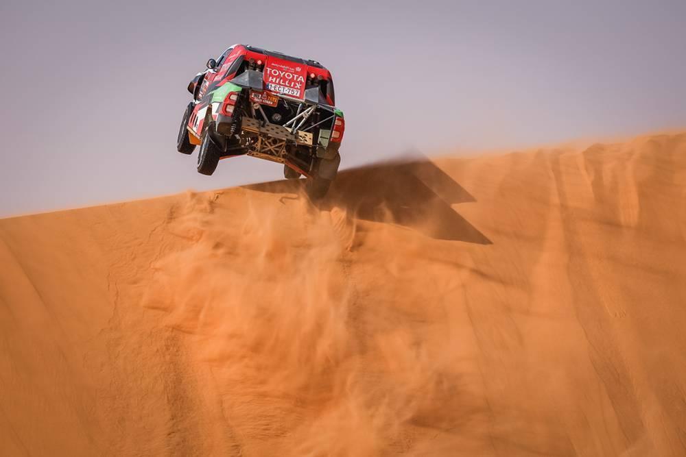 2021 43º Rallye Raid Dakar - Arabia Saudí [3-15 Enero] - Página 8 58d6a