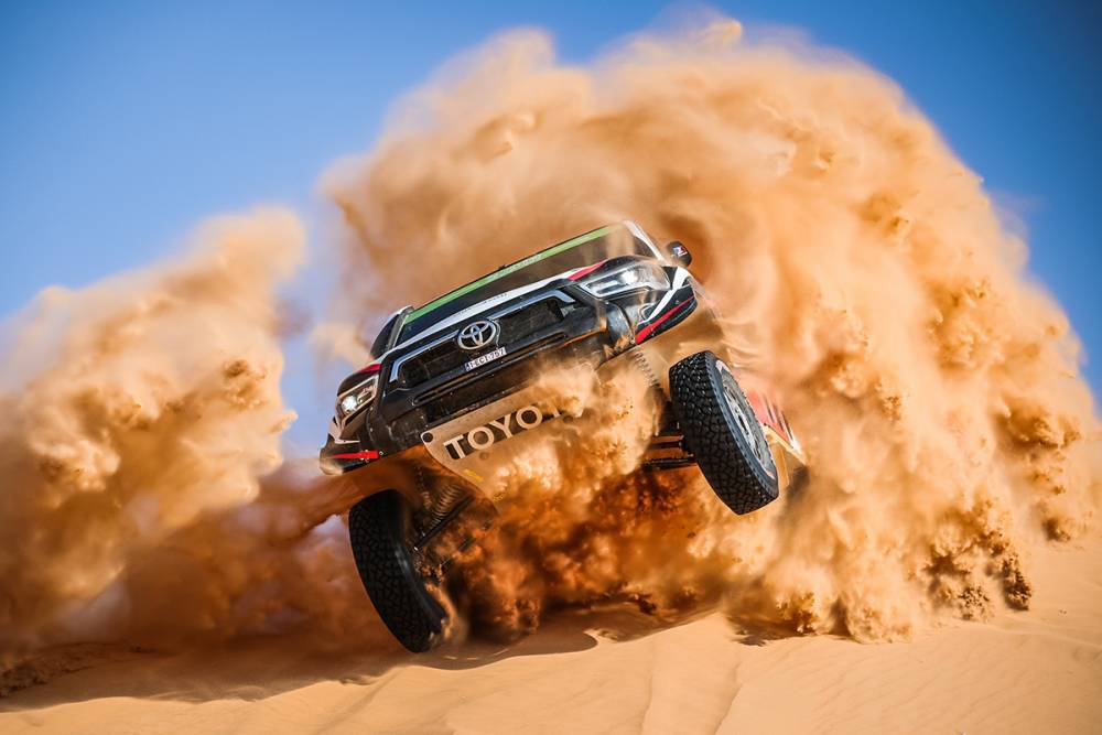 2021 43º Rallye Raid Dakar - Arabia Saudí [3-15 Enero] - Página 8 09e1e