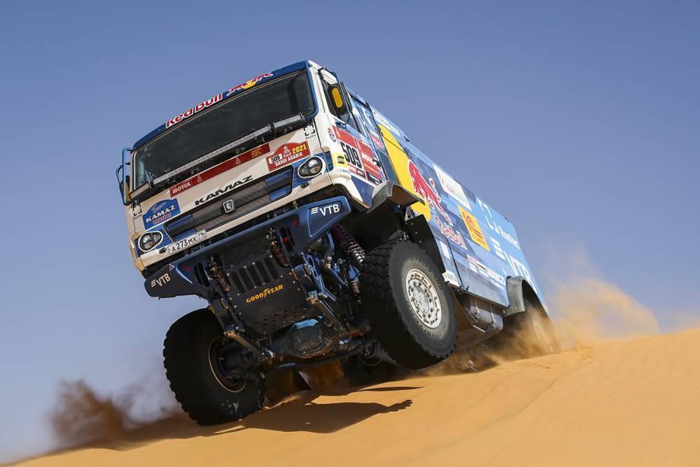 2021 43º Rallye Raid Dakar - Arabia Saudí [3-15 Enero] - Página 8 11ca5