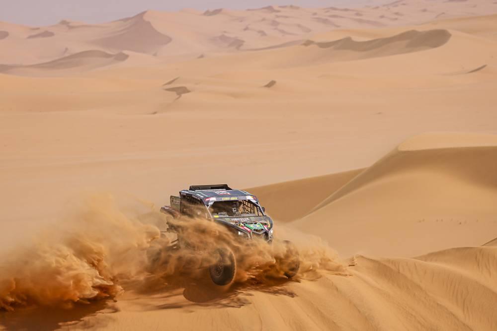 2021 43º Rallye Raid Dakar - Arabia Saudí [3-15 Enero] - Página 8 D5a4e