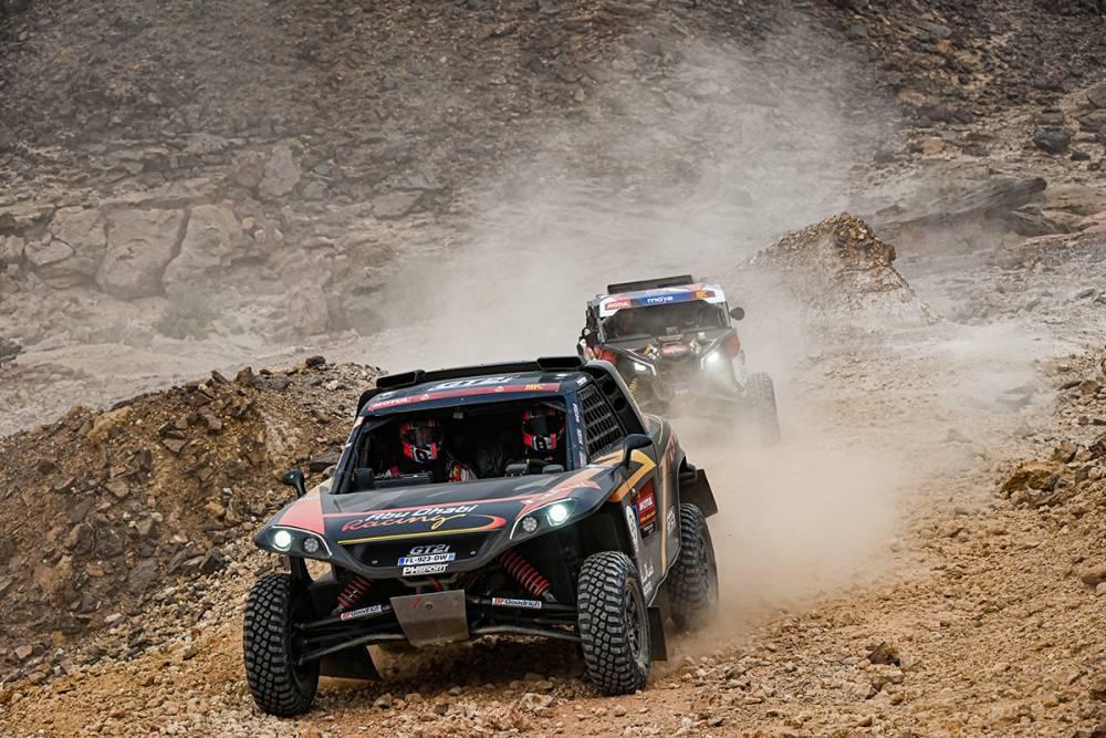 2021 43º Rallye Raid Dakar - Arabia Saudí [3-15 Enero] - Página 9 21166