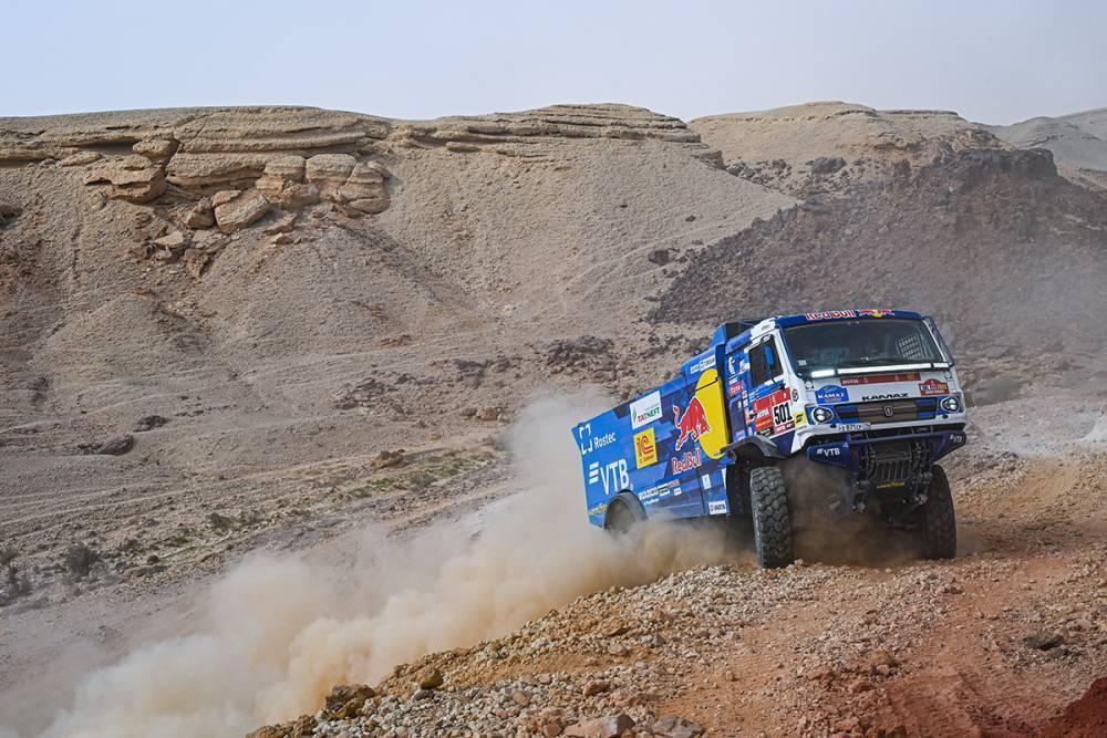 2021 43º Rallye Raid Dakar - Arabia Saudí [3-15 Enero] - Página 9 5c14a