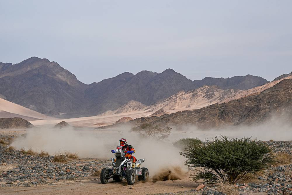 2021 43º Rallye Raid Dakar - Arabia Saudí [3-15 Enero] - Página 14 C9ba0