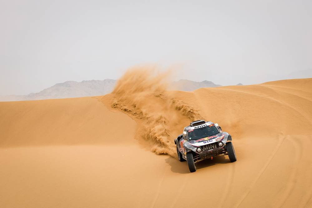 2021 43º Rallye Raid Dakar - Arabia Saudí [3-15 Enero] - Página 14 44859
