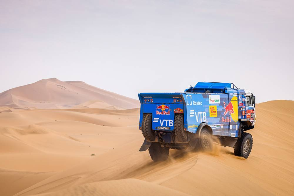 2021 43º Rallye Raid Dakar - Arabia Saudí [3-15 Enero] - Página 14 3bfe3